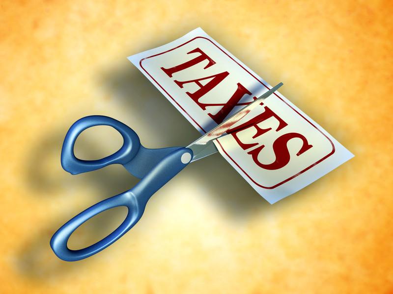 taxes-cut